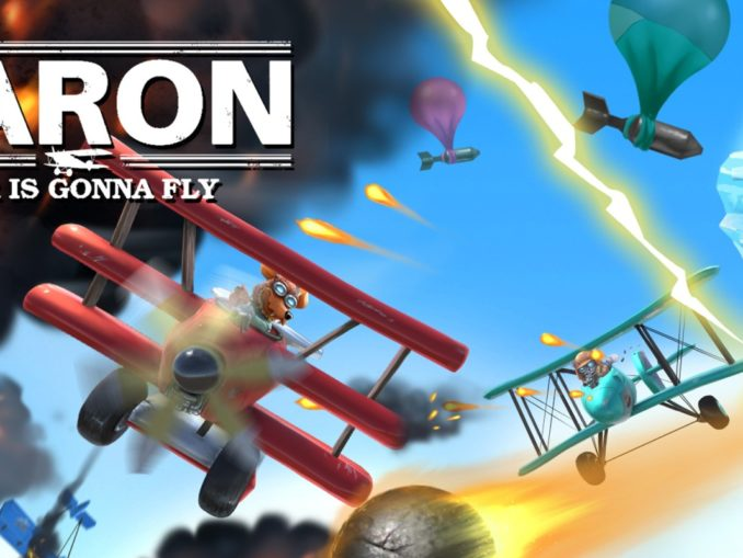 Release - Baron: Fur Is Gonna Fly