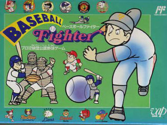 Baseball Fighter