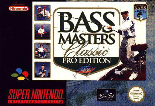 Release - Bass Masters Classic: Pro Edition