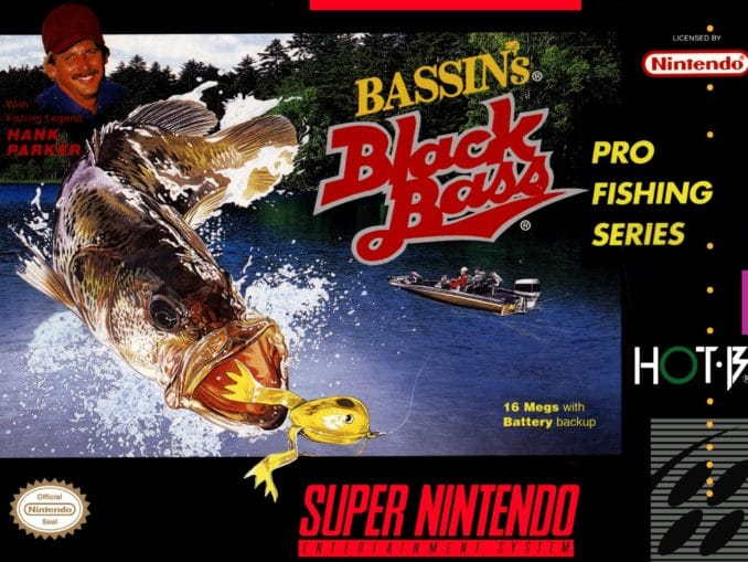 Release - Bassin's Black Bass