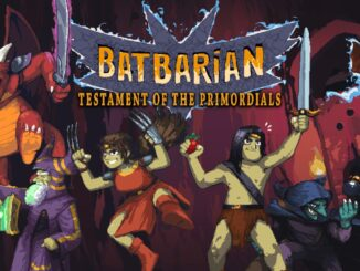 Release - Batbarian: Testament of the Primordials