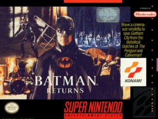 Release - Batman Returns