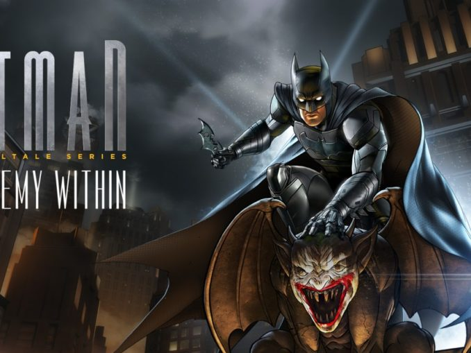 Release - Batman: The Enemy Within