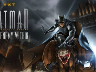 Geruchten - Batman: The Enemy Within release?