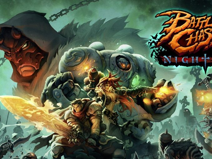 Release - Battle Chasers: Nightwar