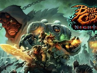 Nieuws - Battle Chasers: Nightwar Status Update