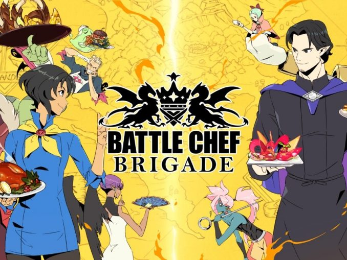 Release - Battle Chef Brigade