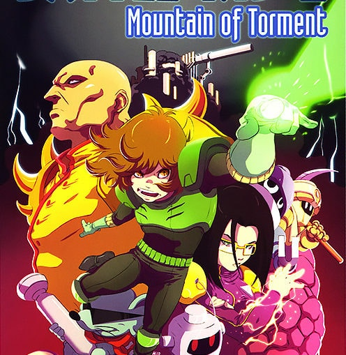 Release - Battle Kid 2: Mountain of Torment