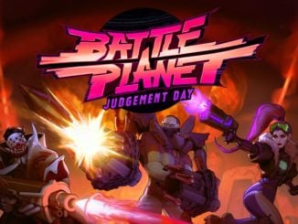 Battle Planet – Judgement Day