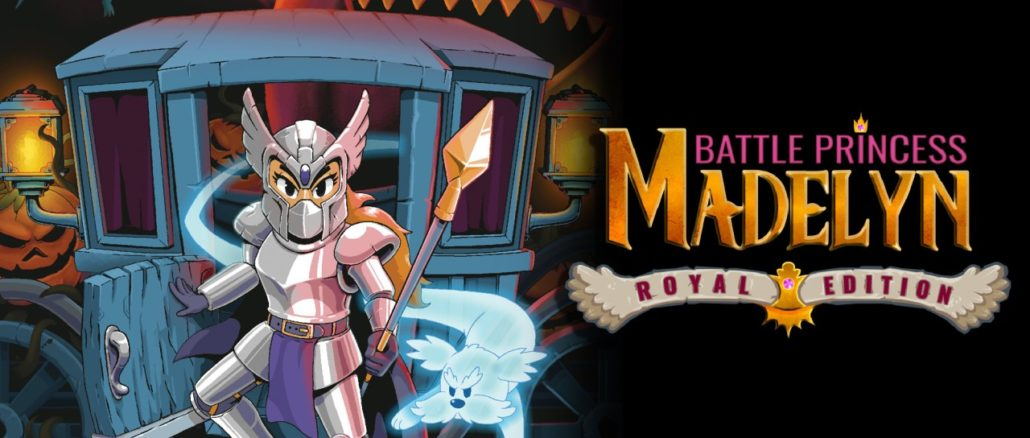 Battle Princess Madelyn Royal Edition