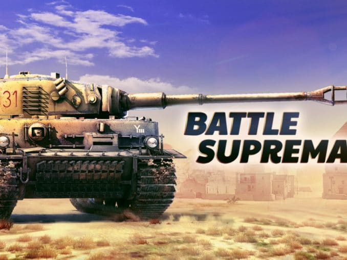 Release - Battle Supremacy