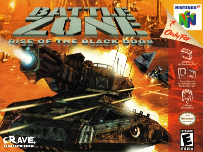 Release - Battlezone: Rise of the Black Dogs