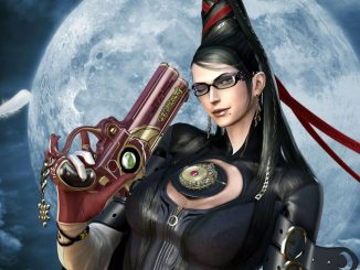 Bayonetta 1 direct-feed footage