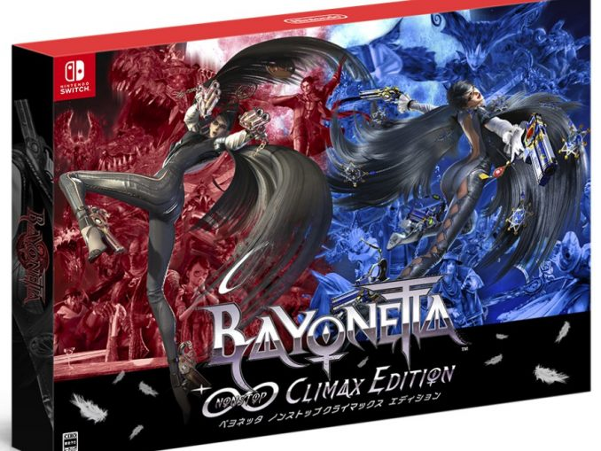 News - Bayonetta Non-Stop Climax Edition = Limited run