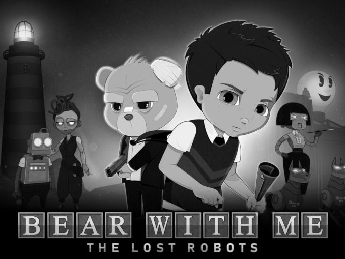 Release - Bear With Me: The Lost Robots