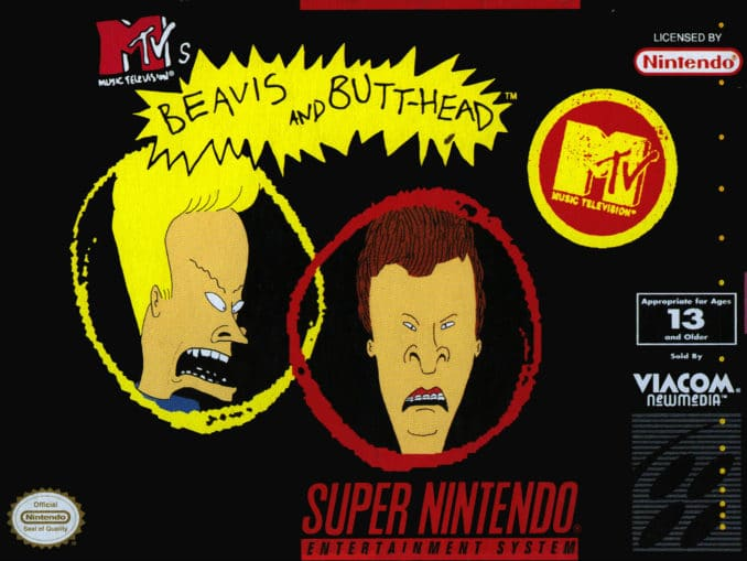Release - Beavis and Butt-head