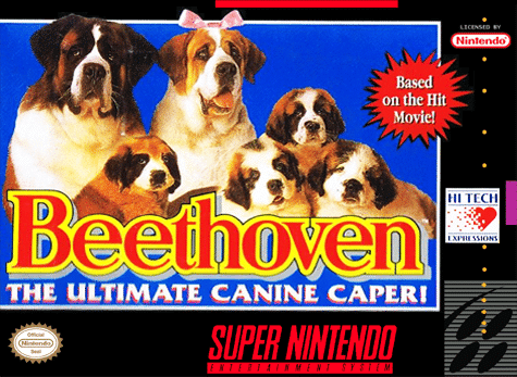 Beethoven: The Ultimate Canine Caper!