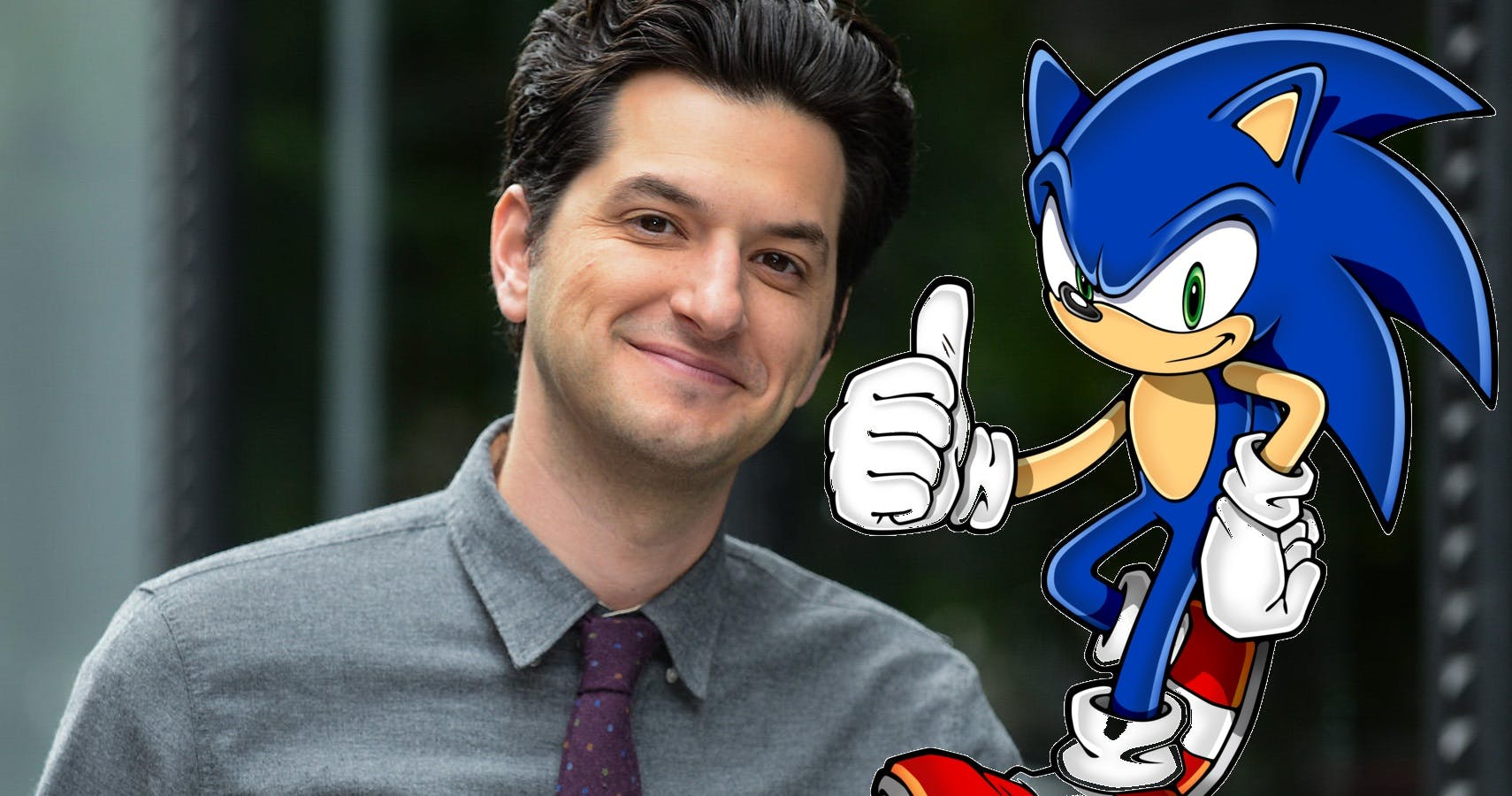 Ben Schwartz to voice Sonic