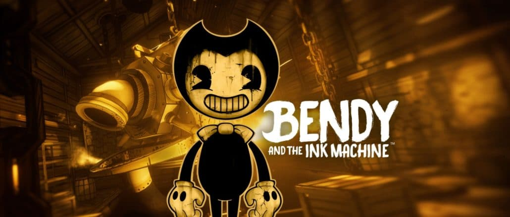 Bendy and the Ink Machine available