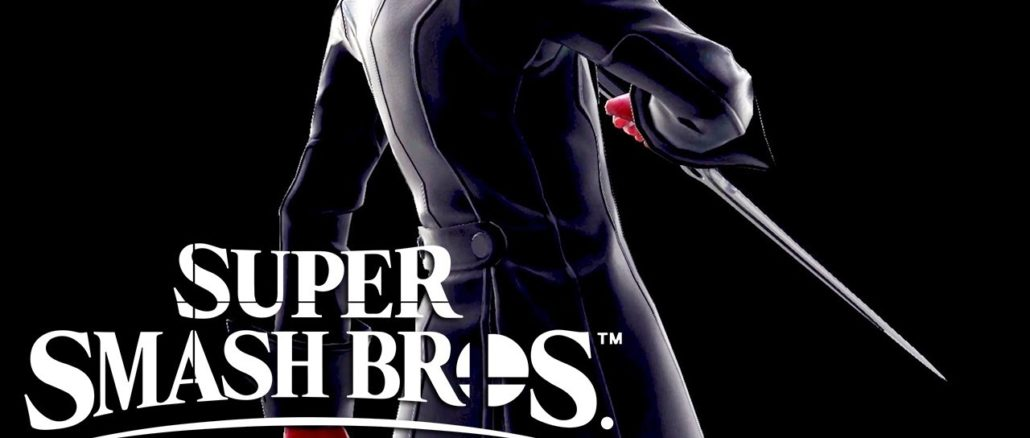 Best Buy – Joker Super Smash Bros Ultimate Render Leak