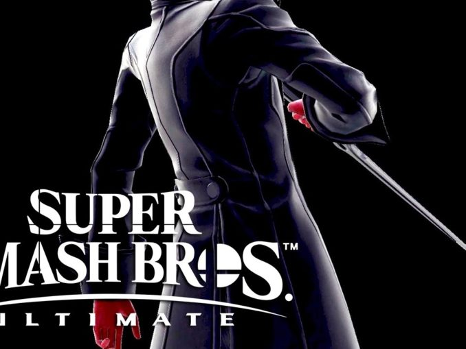 Nieuws - Best Buy – Joker Super Smash Bros Ultimate Render gelekt