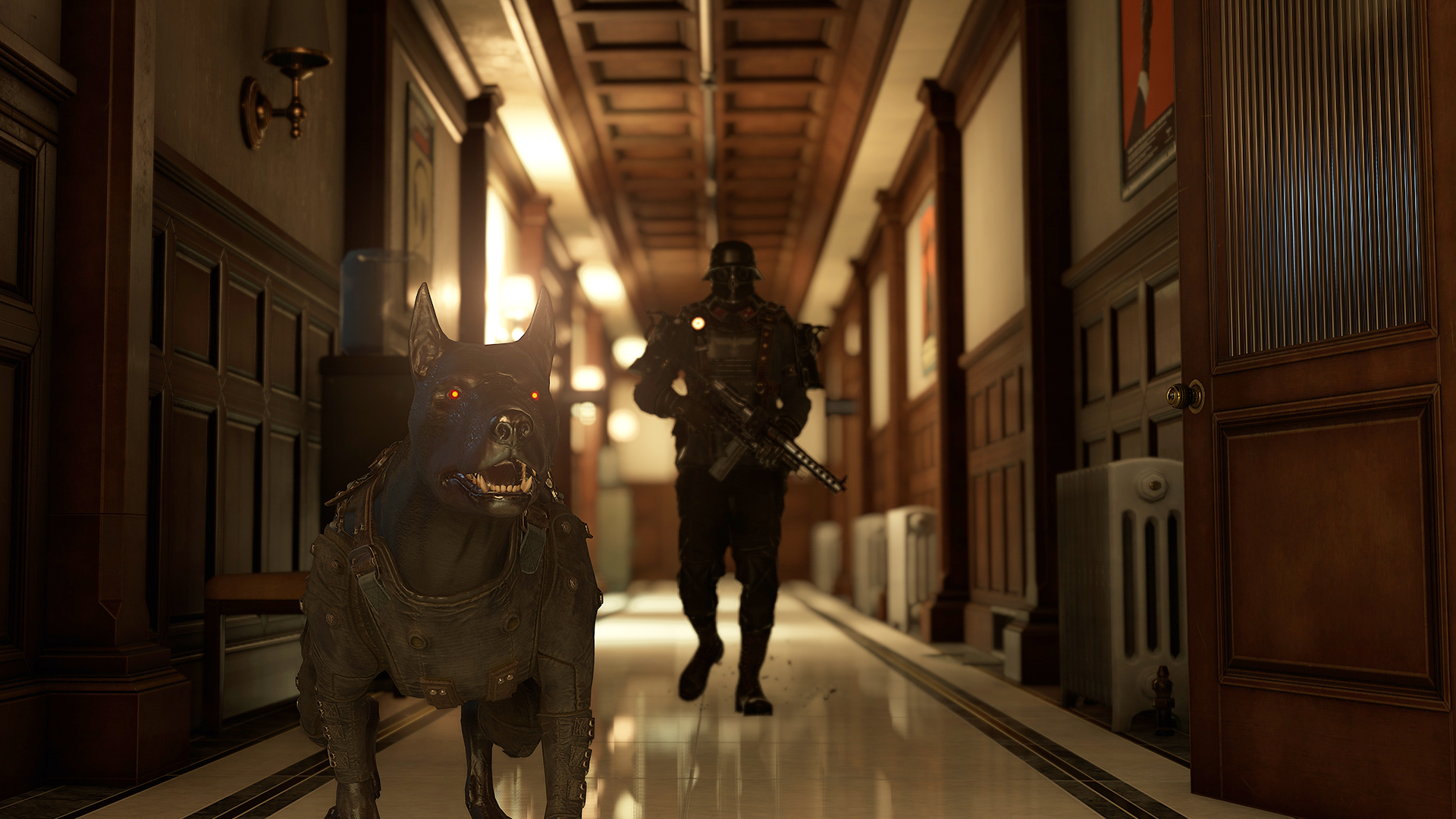 Bethesda has nothing to share about Wolfenstein II: The New Colossus DLC