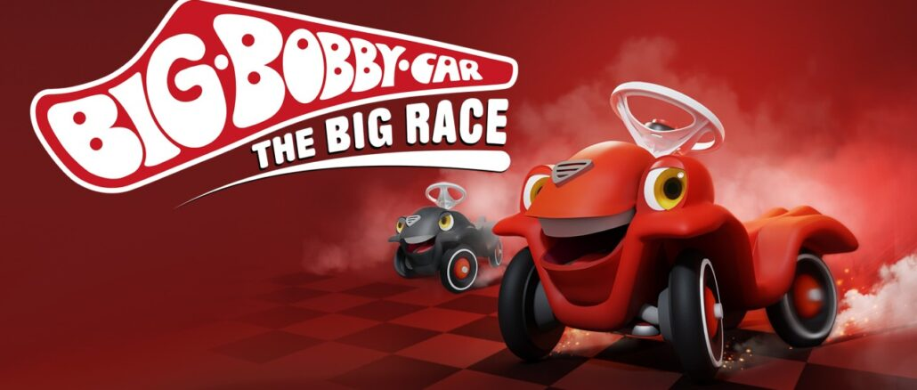 BIG-Bobby-Car – The Big Race