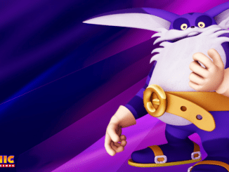 Big The Cat in Team Sonic Racing