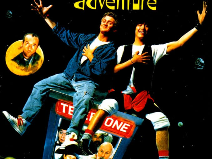 Release - Bill & Ted's Excellent Video Game Adventure