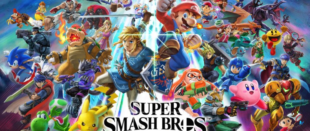Bill Trinen; Meer Super Smash Bros. Ultimate karakter onthullingen richting december