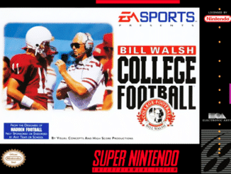 Release - Bill Walsh College Football