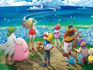 Binnenkort trailer Pokémon The Movie: Everyone's Story