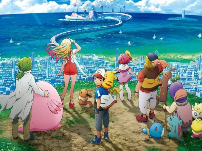 Nieuws - Binnenkort trailer Pokémon The Movie: Everyone's Story