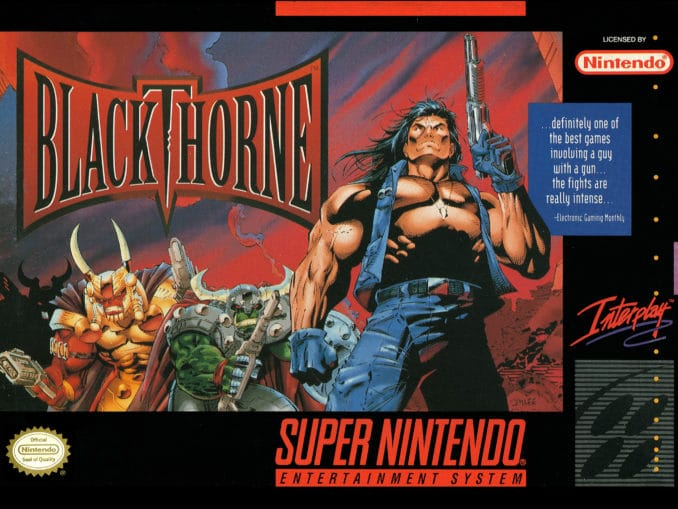 Release - Blackthorne