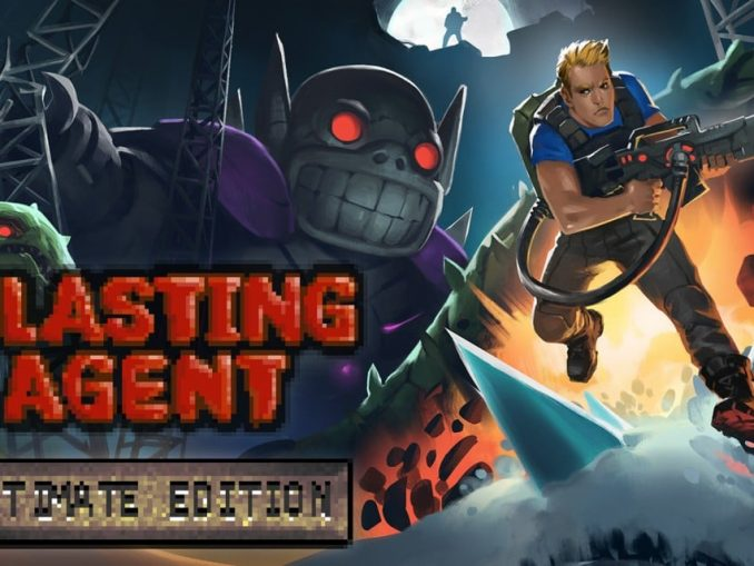 Release - Blasting Agent: Ultimate Edition