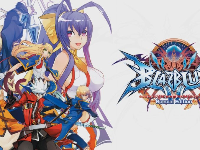 Release - BLAZBLUE CENTRALFICTION Special Edition