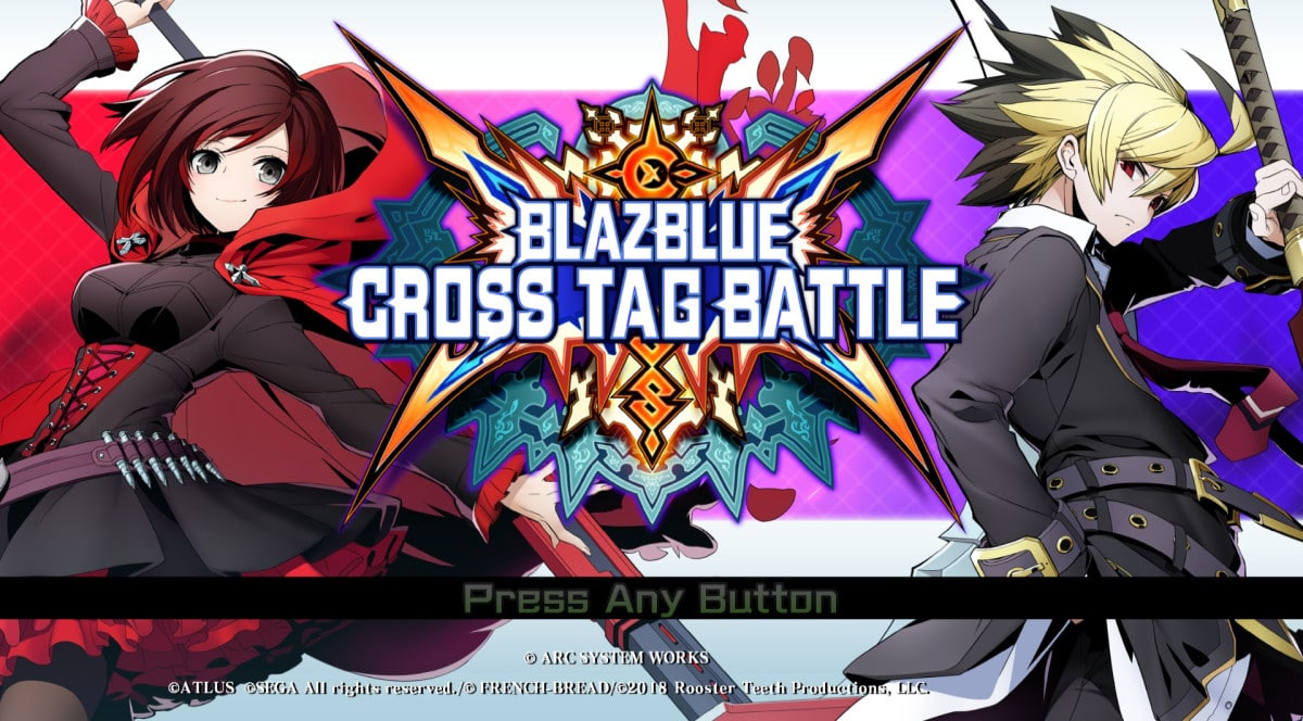 BlazBlue: Cross Tag Battle – Nieuwe speelbare personages onthulling op 21 september