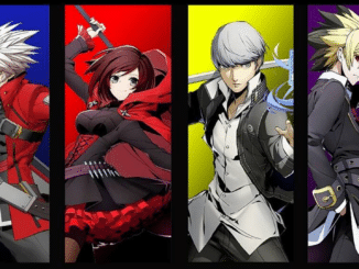 BlazBlue: Cross Tag Battle DLC Trailer