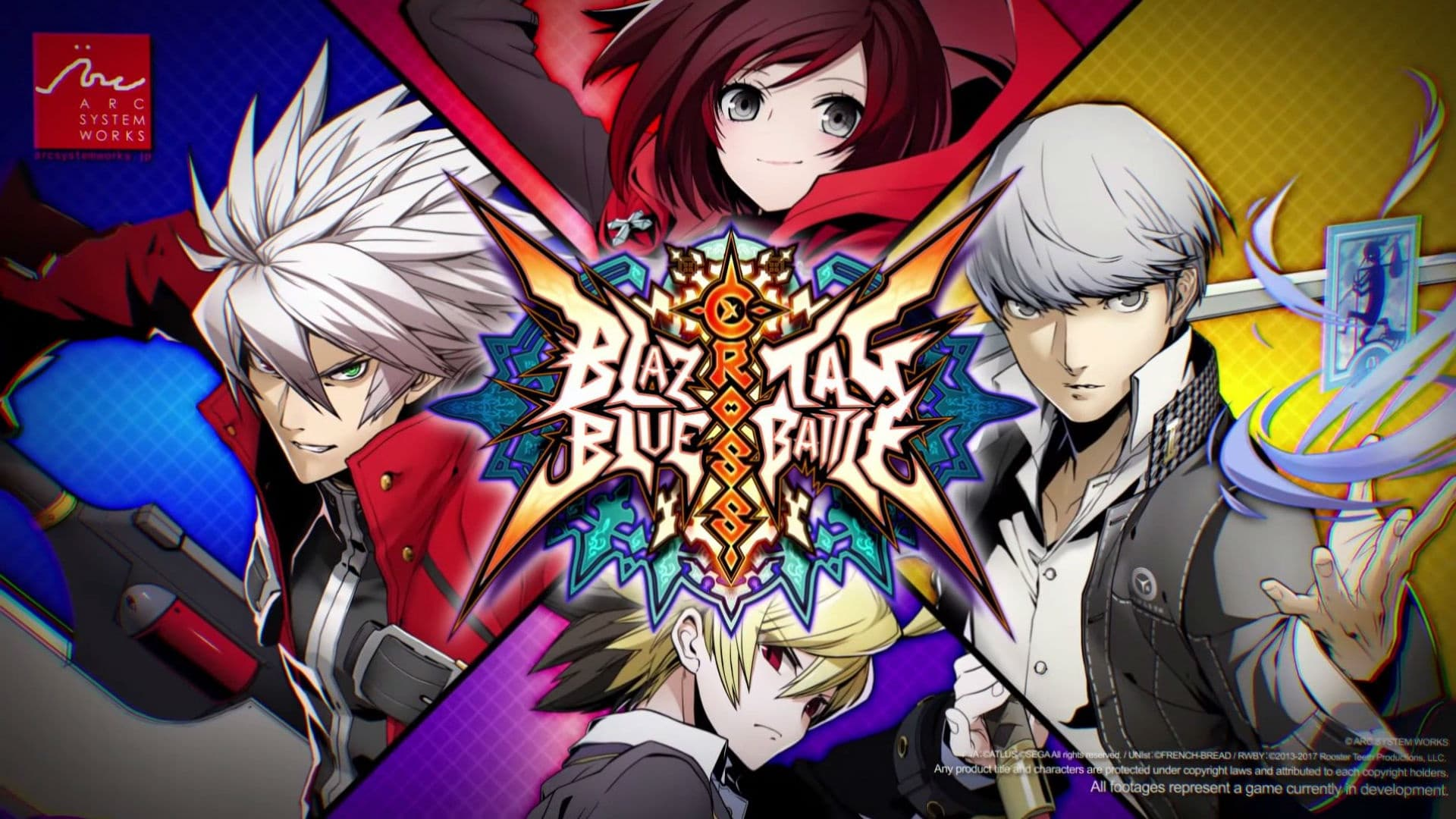 BlazBlue: Cross Tag Battle launch trailer
