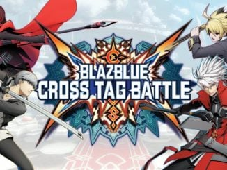 BlazBlue Cross Tag Battle out in Europe