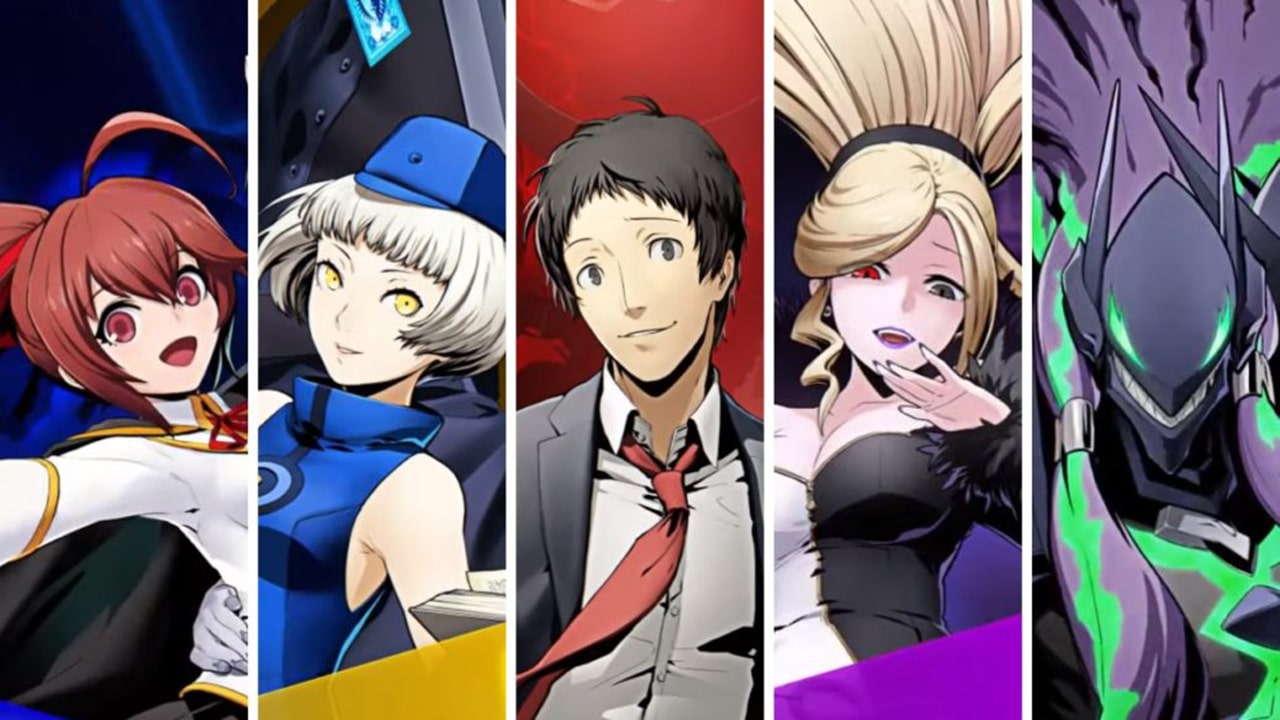 BlazBlue Cross Tag Battle Version 2.0 – Introductie Trailers