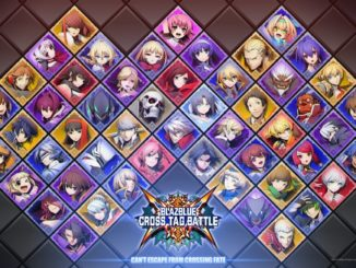 News - BlazBlue: Cross Tag Battle Version 2.0 Expansion – Patch Notes