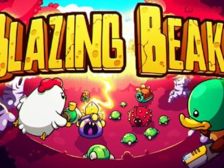 Blazing Beaks coming May 10th