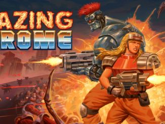 Release - Blazing Chrome