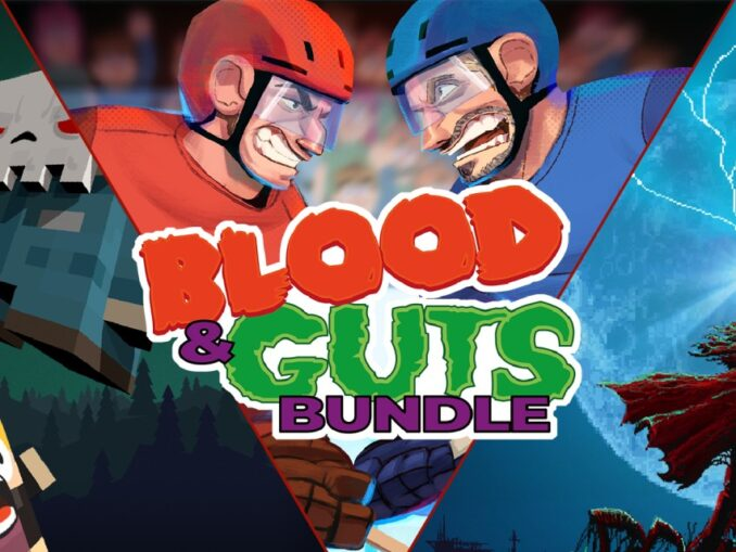 Release - Blood and Guts Bundle