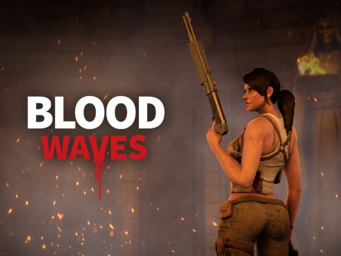 Release - Blood Waves