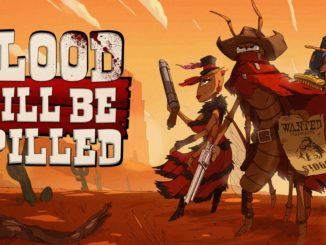 Release - Blood will be Spilled