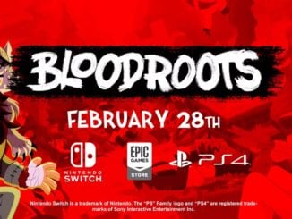 Bloodroots Launches February 28, 2020