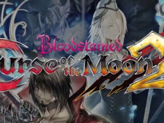 Bloodstained Curse of the Moon 2 aangekondigd