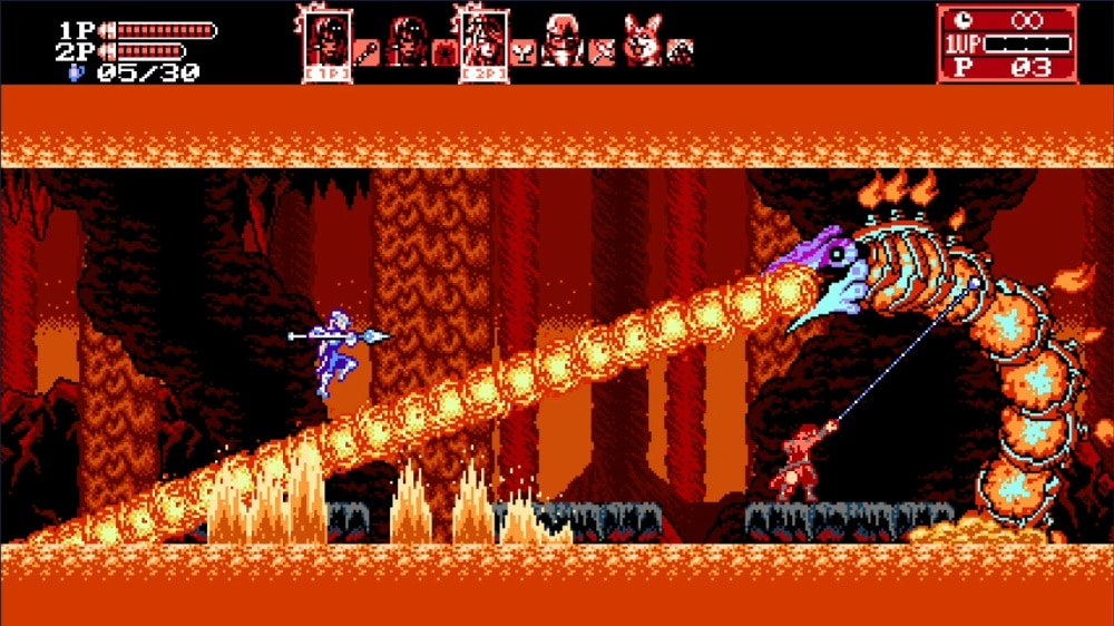 Bloodstained: Curse of the Moon 2 versie 1.3.0